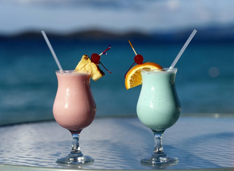 Oxygen-cocktails