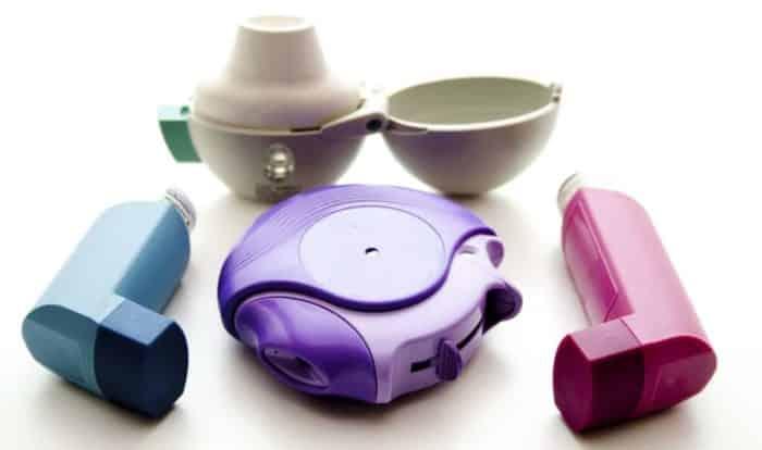Разновидности ингаляторов для лечения астмы