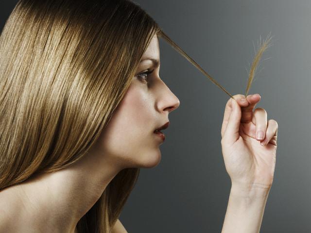 Маски против сечения волос
