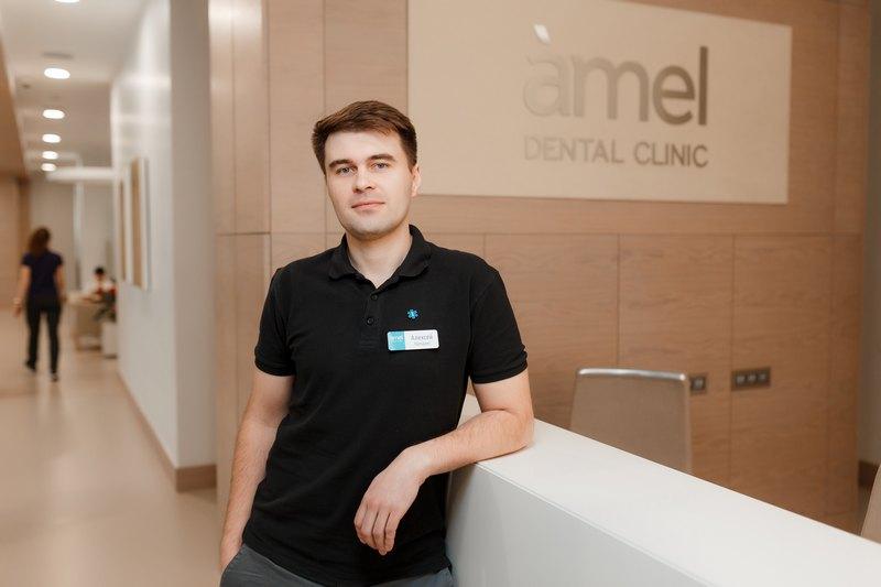 Алексей Китастый, врач-ортодонт