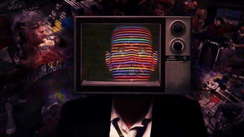 Телевидение - электронный наркотик